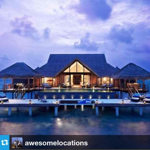 #Repost from @awesomelocations with @repostapp #vacation