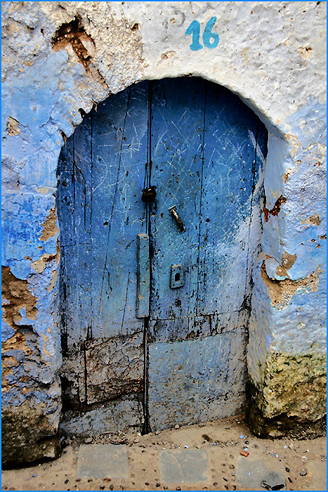 aberrantbeauty:    fotofreddy: Own picture.  Door,  Morocco