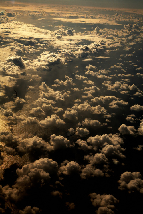 mystic-revelations:  Clouds Over Basque Sea 2 By liber