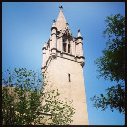 St. James #Presbyterian #church tower. #nyc