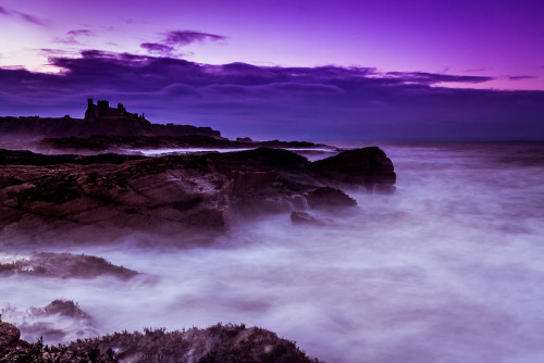 mysticjones:  Misty Waters by Ian Foote  Seacliff Beach, North Berwick, East Lothian, Scotland