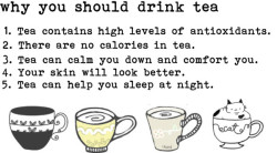 Why you should drink tea