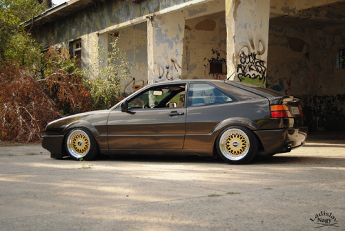 lowlife4life:  Volkswagen Corrado by Láďa on Flickr.