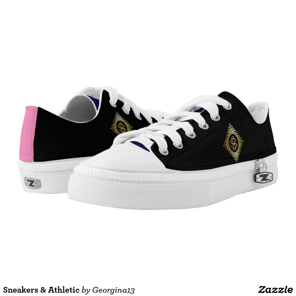 Sneakers & Athletic - Unique Canvas Shoes With Interchangeable Tops  External image  Buy This Design Here: Sneakers & Athletic Created by Fashion Designer: Georgina13 Look sporty, stylish and elegant in a pair of unique custom sneakers! Each pair of custom Low Top ZIPZ Shoes is designed so you can fit your style to any wardrobe, mood, party or occasion. Fashionable sneakers for kids and adults, ZIPZ shoes give you a unique and personalized way to express yourself!Sneakers & Athletic Product Information - Unisex sizing: 4-13 Men's | 6-15 Women's - Material and fabric: Durable canvas tops, rubber soles - Buy multiple pairs! ZIPZ shoes are interchangeable, the top cover can be zipped on and off so you can easily switch up your style on the go - Rubber soles are manufactured with extra cushioned insoles and a specially designed arch support system to give your feet a comfortable and healthy fit - Quality you can trust: ZIPZ has been independently tested by SATRA for wear, use, and durability - Additional cost for designing on the tongue of the shoe - Sneakers & Athletic are printed in Santa Fe Springs, CA #sneakers#shoes#footwear#style#fashion#sports#fashionista#OOTD#streetwear#fashionblogger
