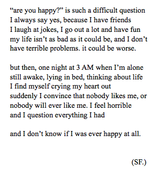 heartbreaks:  so accurate