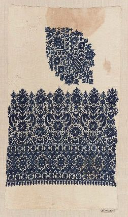 moroccan embroidery, 18th century
