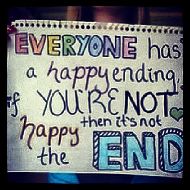 Be Happy 😃😄😀 #happy #fairytale #ending #happyending #beautiful #deep