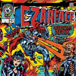 Inspectah Deck + 7L & Esoteric = CZARFACE Play this album whenever you want