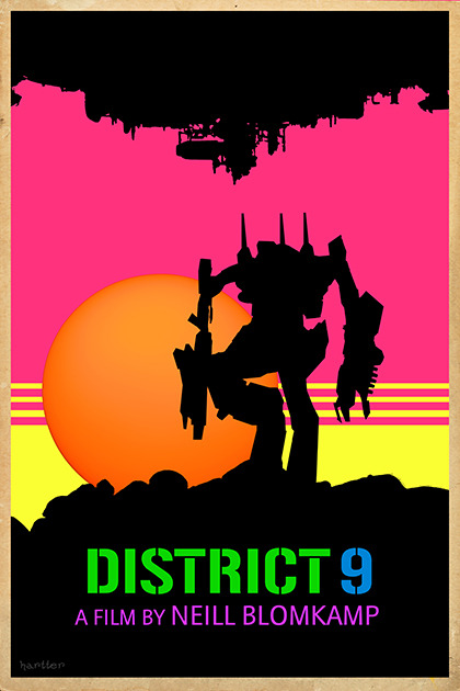 District 9 by Sean Hartter