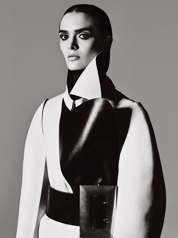 Sam Rollinson by Kacper Kasprzyk for V Magazine #83