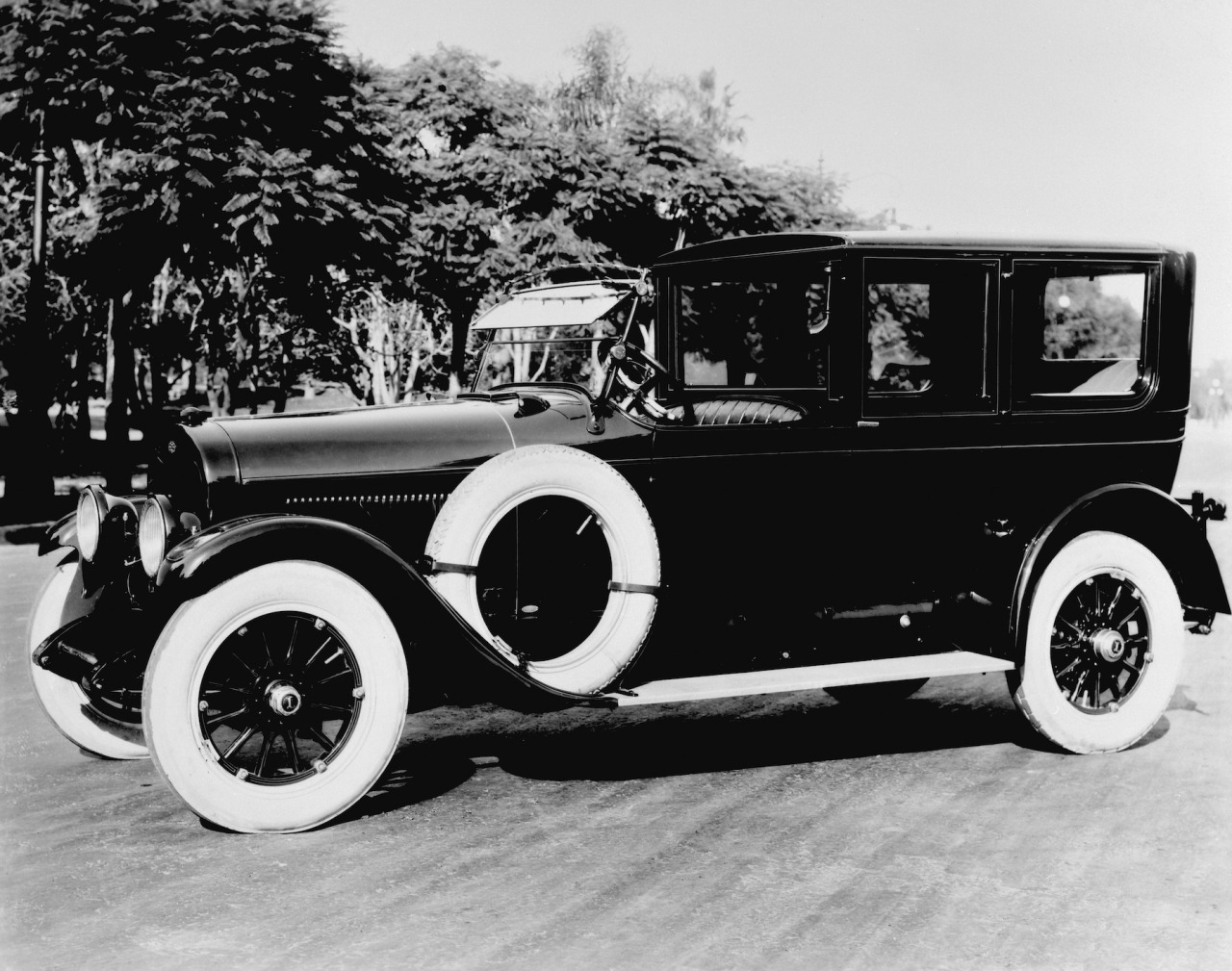 1923 Lincoln Brunn Town Car