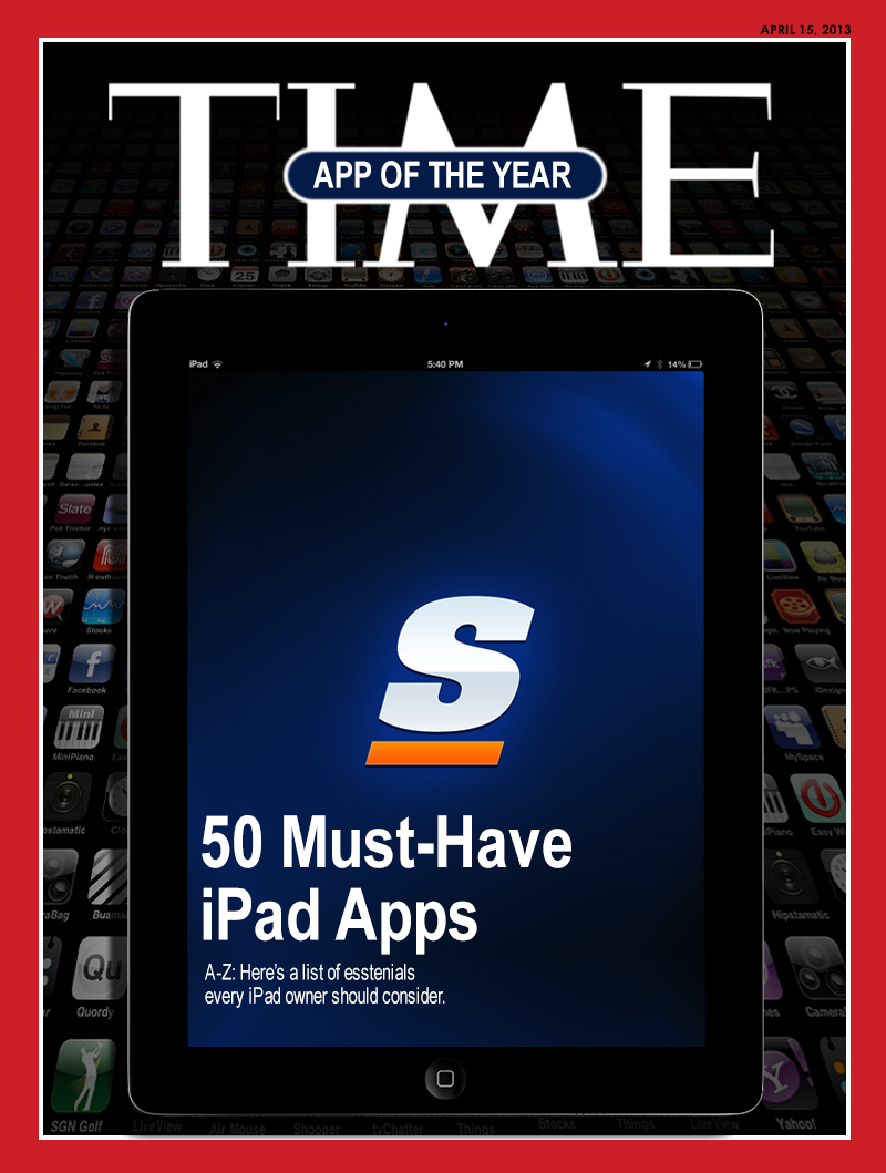 A-Z: The 50 Must-Have iPad Apps.