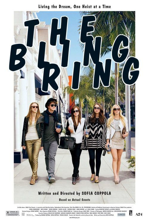 The Bling Ring Official Poster