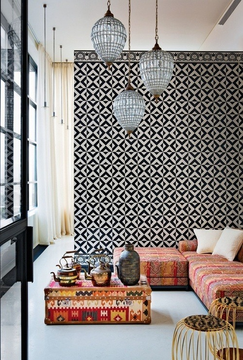 Moroccan Flair.