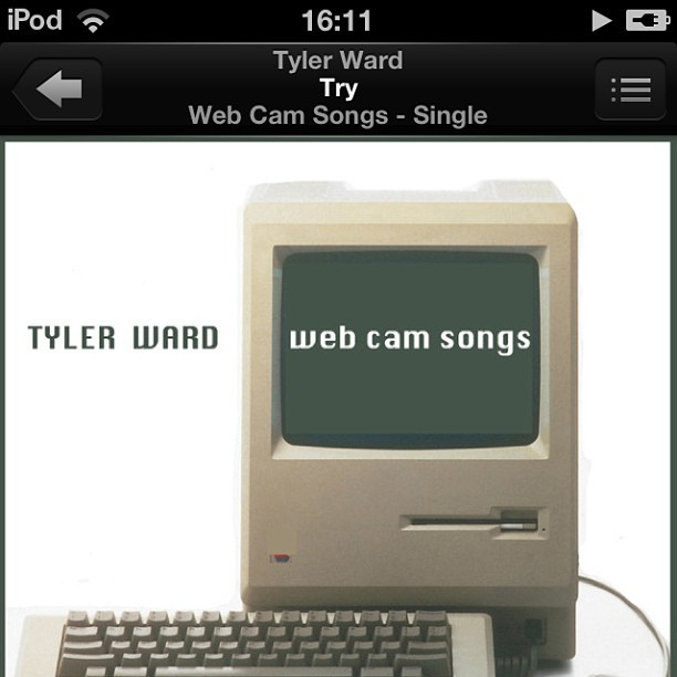 BUY IT NOW!!! #tylerward #try #cover #amazing #inspiring #hope smile #love  #wardinators tylerwardmusic :)