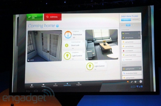 AT&T to launch Digital Life in 15 markets, hopes to enter home automation field AT&T is finally set to launch its Digital Life home automation service, and it's ready to do so in a big way. Initially planned for just eight markets, the telephony giant has expanded its coverage to 15 starting this spring, with the hope of 50 by the end of the year. Essentially a way to monitor your home, Digital Life packages may include live video, the ability to remotely toggle the light on and off, change the thermostat, unlock the door and more. Customers are able to set up programs and alerts via smartphone or tablet applications or the web. AT&T should bring some heavy clout to the home automation party, though it won't be the first big-name communications company to do so. For more information on Digital Life and what it offers, have a peek at the source below.