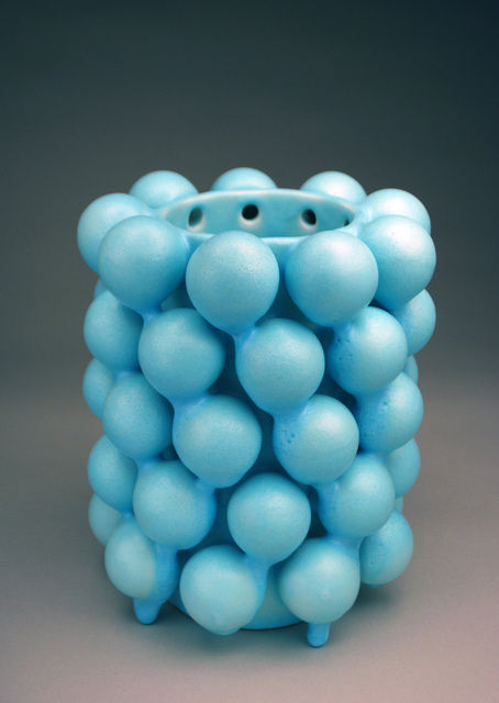 Liteblubals (ceramic, 2012) – Tony Marsh
