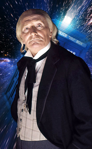 Happy Birthday To The First Doctor, William Harnell!!