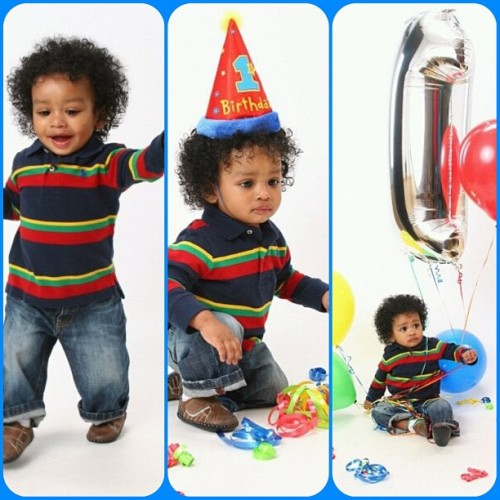 My baby is 3!!!!!! Thank you Lord for giving me his presence, he's my lil king! #1202010 #blessing #happybirthdayson #3