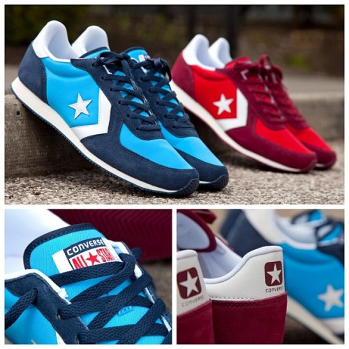 The Converse Arizona Racer has just landed! Check them out @ www.footasylum.com!  #footasylum #showusyoursneaks #converse #arizonaracer #arizona #racer #conversearizonaracer #sneaks #sneakers #trainers #kicks #kicksoftheday #kotd #shoegame #freshkicks #igsneakercommunity  (at Product codes: 046869, 046870)