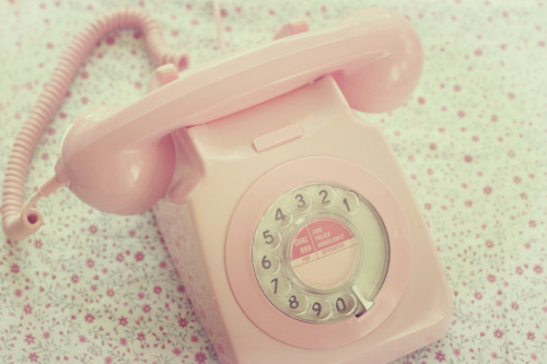 retro telephone. (by beth retro)