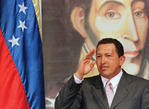 "warzonetourism:  Since learning of the Bolivarian Revolution many years ago, Hugo Chávez has always been a dear subject of admiration for me. Today is a sad day. Rest in peace Hugo Chávez.""La luche sigue."""
