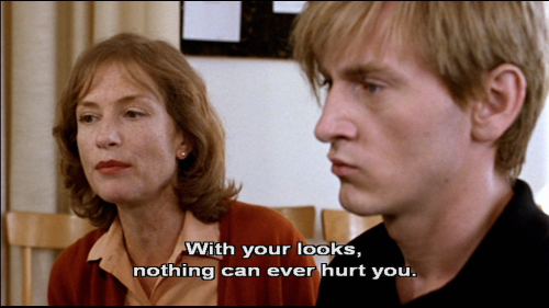 Erika and Walter - The Piano Teacher - M. Haneke 2001