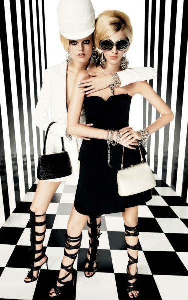 Hanne Gaby Odiele & Juliana Schurig by Giampaolo Sgura for Vogue Japan March 2013 http://fashnberry.com/editorials/hanne-gaby-odiele-juliana-schurig-by-giampaolo-sgura-for-vogue-japan-march-2013/