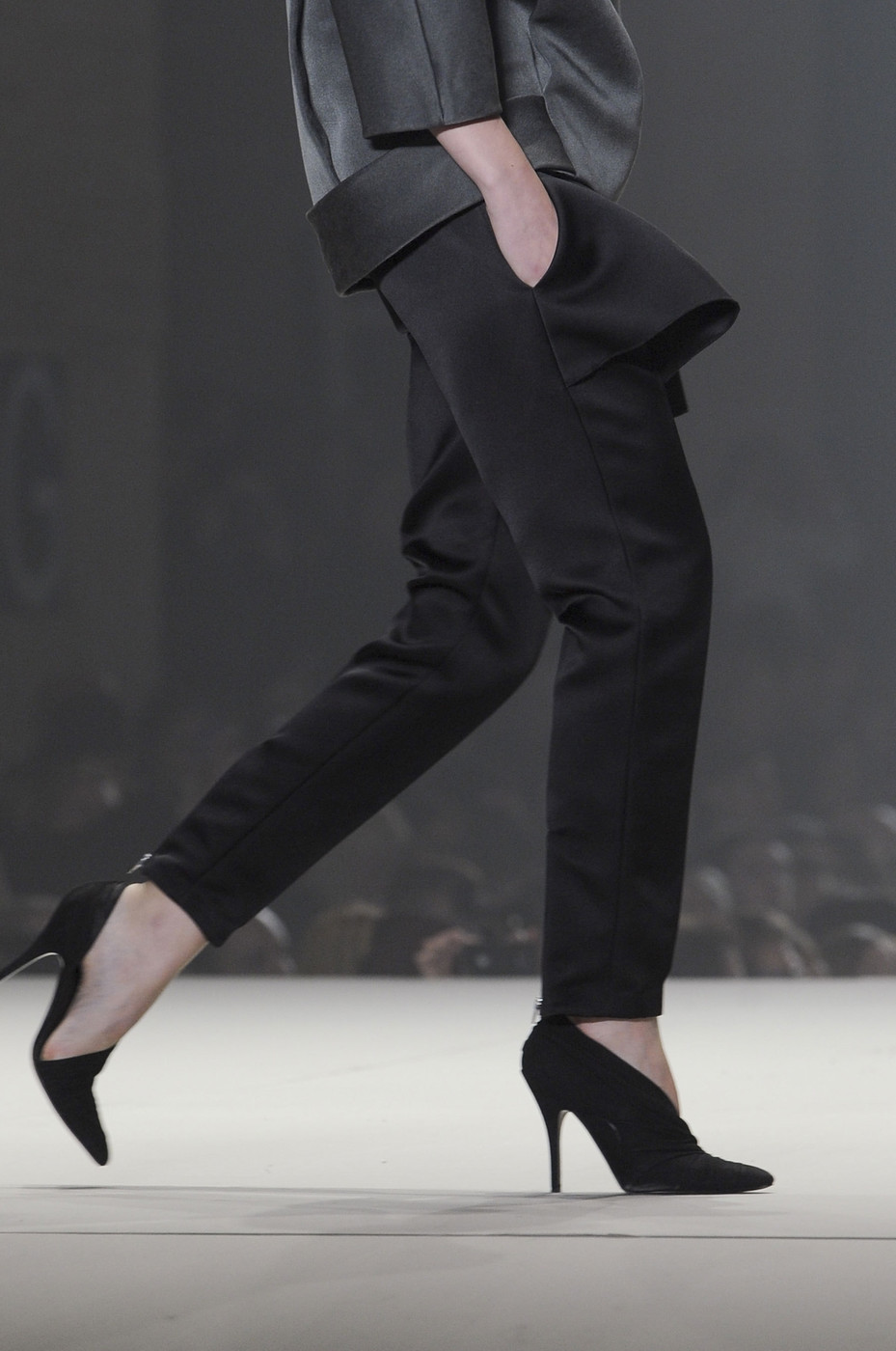 Oooh A. Wang. You did well this season. How good is this shot? These pants and shoes are pretty killer.