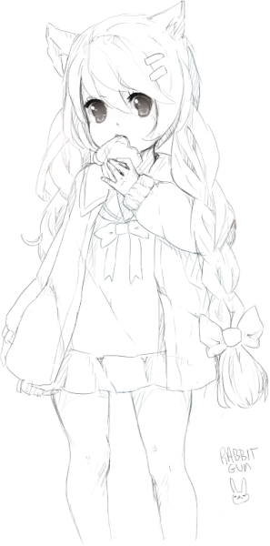 rabbitgun:  freeb for im jus kiddin on gaia  so cute sobs 5ever
