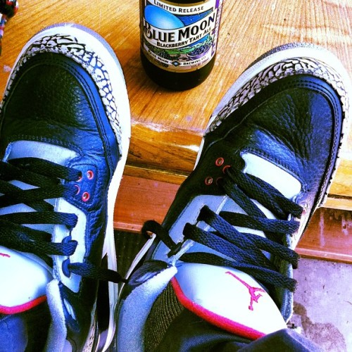 Koolin' #thirstythursday #cement3s #blackberryale