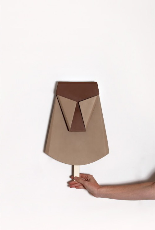 totenquote:  Pop Up light by Chen Bikovski