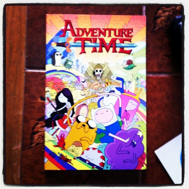 This was definitely a purchase #adventuretime #nerdy