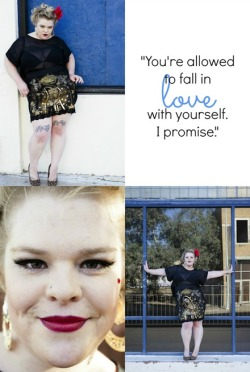 xojanedotcom:  14 things no one will tell fat girls…