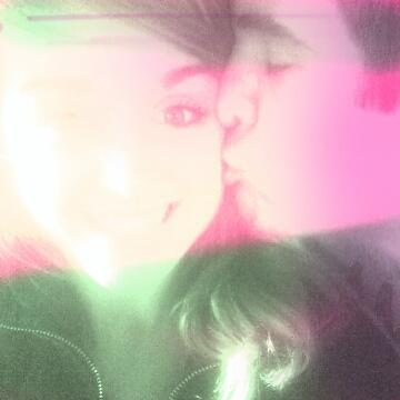 #GimmeI. Love is in the air<3 (Taken with Pink Nation Android)      I added this cool filter on the PINK Nation app. Download it now to PINK your pics!