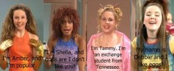 illuminhotty:  i'm a proportional mix between Debbie and Sheila
