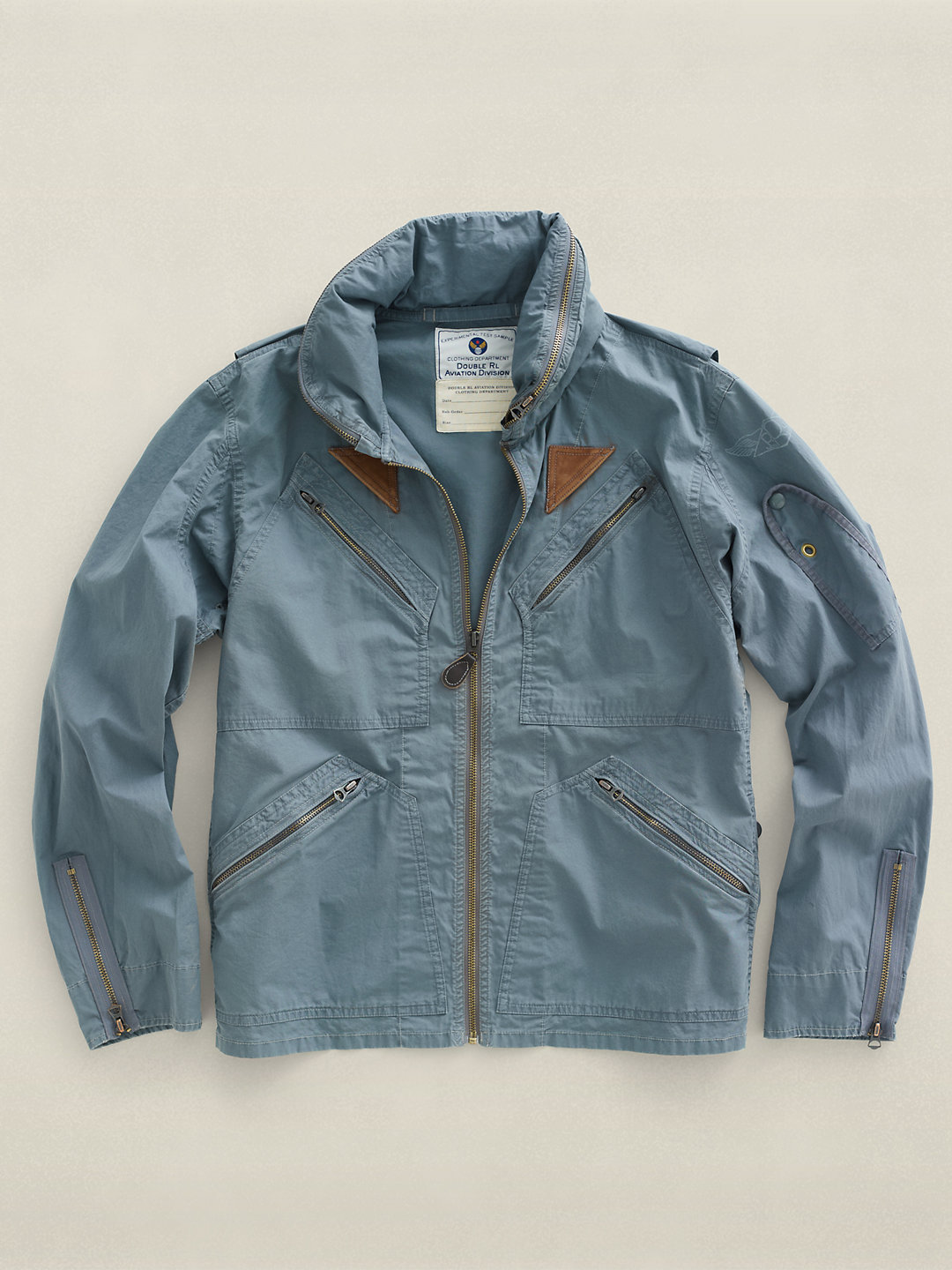 jhilla:  RRL Mason Flight Jacket