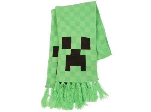 Minecraft Creeper Scarf at $19.13