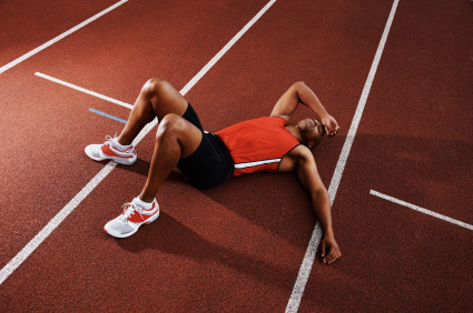 thorne-performance:   Is Cortisol Killing Your Workout?: How Elevated Cortisol Levels Hurt Your Training  If you're an athlete who likes to exercise at high intensities, or participates in strength training, then the hormone cortisol is something you should be informed about. Cortisol could just be the reason that you have hit your training plateau. Normally cortisol's major function is to generate fuel for working muscles. Normally your muscles will use a system of metabolic priority to choose which energy source to use to power your body. This order is normally carbohydrates, then fat, then finally protein. But because of the stress that intense exercise can place on the body. This system of priority can be totally ignored by your body. Now when cortisol is released it causes a breakdown of protein in the body. So if your goal is to increase lean muscle and gain strength, this breakdown of protein in your muscle by the hormone cortisol can actually negate all the training you have been doing.  Additionally cortisol can also cause the immune system to be suppressed by lowering the concentration and activity of the immune cells in the body. Athletes who experience this increased cortisol level and don't do anything to prevent it may find themselves at an increased risk of infection because of their weakened immune system response. If you are an athlete who is concerned with maintaining a normal cortisol level or think you might be negatively by the effects of elevated cortisol. You need to try MODULATE™  by Thorne Performance. MODULATE™ supplementation helps maintain a normal ratio of the adrenal hormones cortisol and DHEA, subsequently buffering negative stress responses.* MODULATE™ also improves the balance of T-helper 1 to T-helper 2 cells, which can result in enhanced cellular immunity and the down-regulation of overactive immune responses.*  The potential of the active ingredient in MODULATE™ have been shown to promote immune health in a group of volunteers participating in an ultra-marathon was investigated in a double-blind, placebo-controlled study.* Subjects in the MODULATE™ group maintained a healthier immune response compared to the group taking the placebo.* The benefit to the immune system is believed to be because cortisol levels did not increase in response to the exercise stress in those taking MODULATE's active ingredient.* *This statement has not been evaluated by the Food and Drug Administration. These products are not intended to diagnose, treat, cure, or prevent any disease.   How interesting that this suggests that athletes may have a hormone problem and then offers a commercial solution. I'm not even sure I understand why this issue with cortisol occurs, let alone any other way it could be avoided based on the information given here. Just seems like a ploy to sell a product.