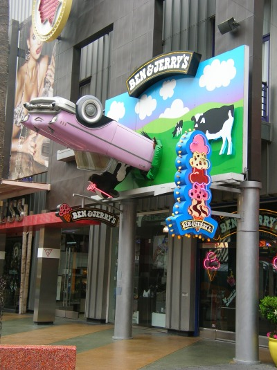 "Business Brand Rocks: Ben & Jerry's New Flavor Ben & Jerry's is an iconic company that grew from small to large in scale by being a branding monster. They have done it once again with the launch of their newest flavor, ""30 Rock."" They will announce it tonight on the 30 Rock finale - so tune in for a lesson on great business branding.Learn more branding lessons from Ben & Jerry's here (via Business Brand Rocks with New Ben & Jerry's Flavor - Image source)"