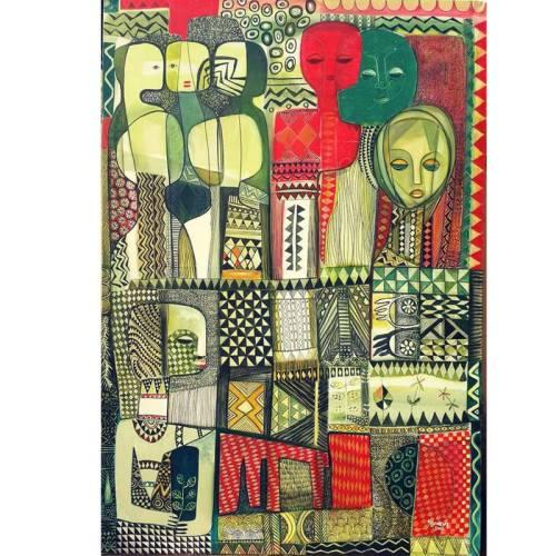Adetola Wewe african visual arts black visual culture yoruba nigeria black aesthetics visual culture of the diaspora west africa contemporary art the black body