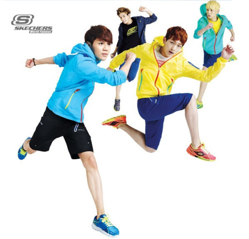 SHINEE - Sketchers Photos (8)