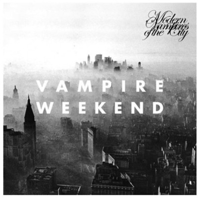 Best. Album. Ever. #VampireWeekend #ModernVampiresInTheCity
