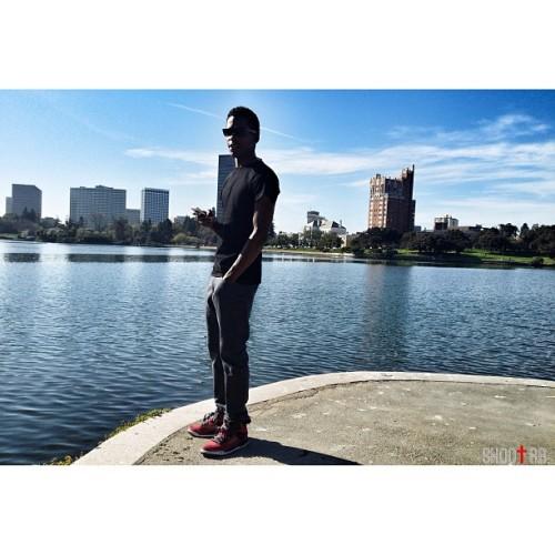 popularjunk:  @tbanks_creator 🔫 @shootrr_tpk #Gifted #shootrr #Tbanks #creators #LakeMerritt
