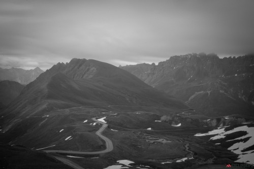 GALIBIER AWAITS THE GIRO