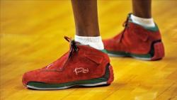 remixlabel:  Man forget the Grinch.. Ray Allen stole Christmas with these here.. This is what Jordan Brand should be putting out!! By Mike Remix