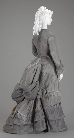 Walking Suit || Indianapolis Museum of Art || 1870s