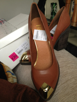 My new beauts £20 from Topshop