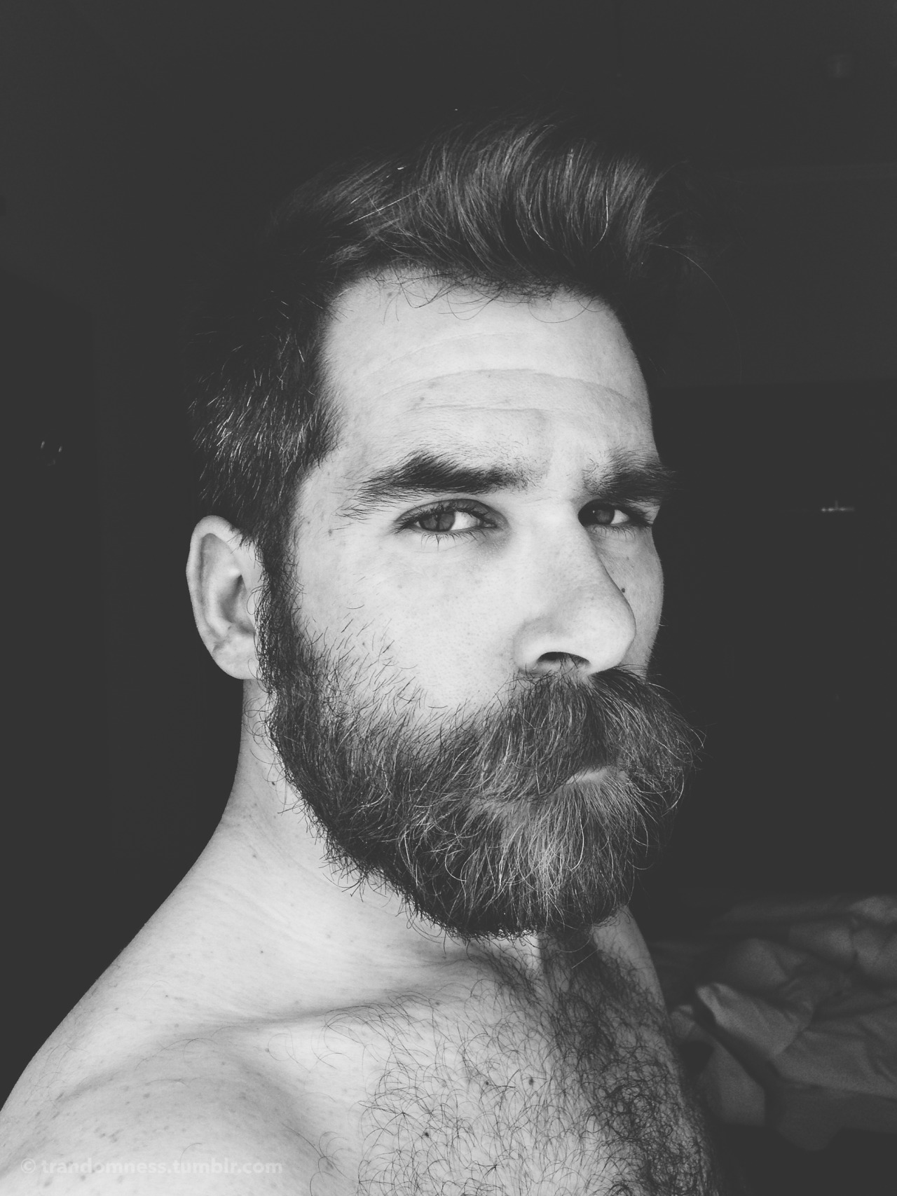 2018-06-04 05:21:36 - trandomness throwback thursday waking up by beardburnme http://www.neofic.com