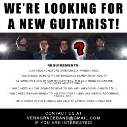 Check it out guys! Know anyone? Spread the word..